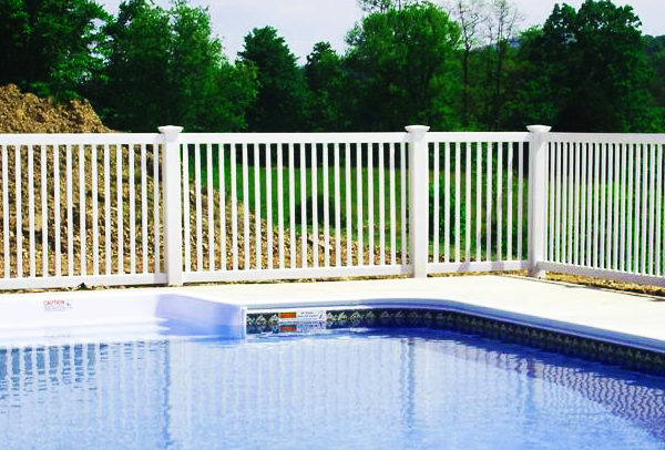 Perimeter Fences Pool Fences Semi Privet Fences Vinyl Fences